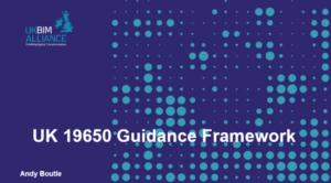 ISO 19650 Video UK guidance framework